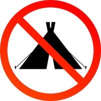 No Tent